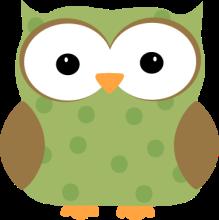 owl-clip-art-owl-green-polka-dot
